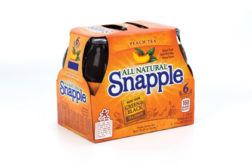 Snapple Peach flavor