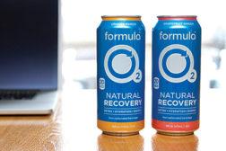Formula O2 drinks