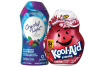 KoolAid Cherry and Crystal Light liquid