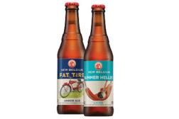 New Belgium Brewing packaging refresh