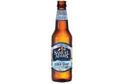 Cold Snap beer bottle