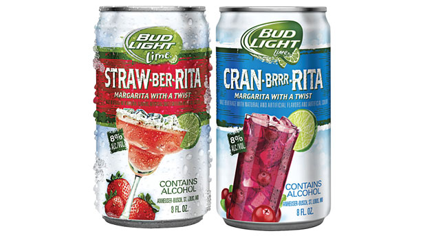 Straw-Ber-Rita and Cran-brrr-rita