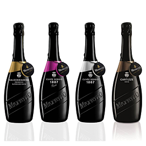 Mionetto Luxury Collection sparkling wine