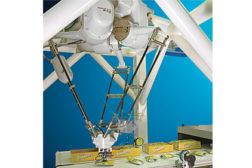 FANUC Delta Robot Beverage Packing