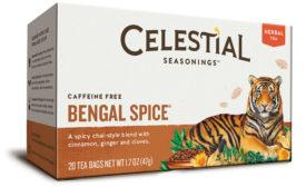Bengal spice herb tea