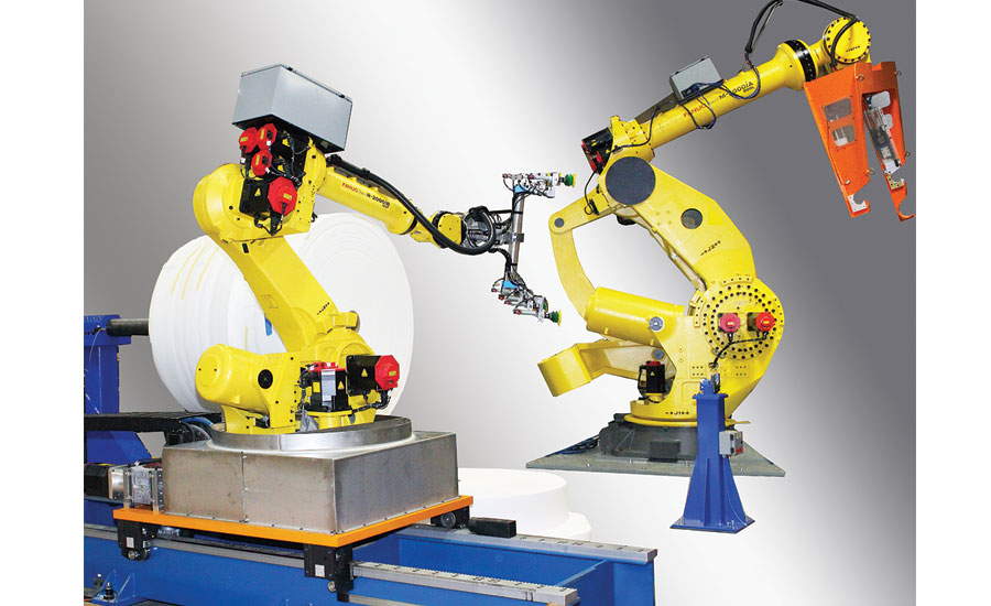 Suppliers improve automation, speed