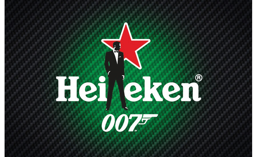 007 Heineken James Bond