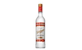 Stolichnaya premium new bottle