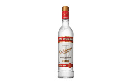 Stolichnaya premium new bottle
