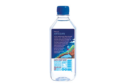 fiji water new