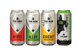 Tin Man beers