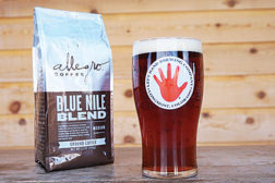 Blue Nile Coffee pale ale