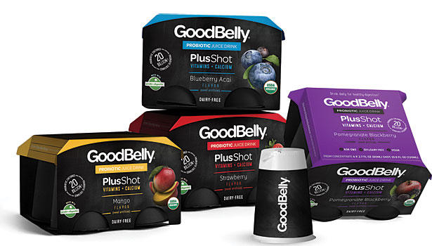 Goodbelly Plus Shot