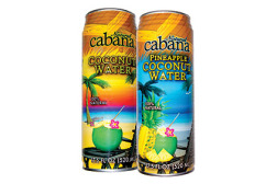 Cabana coconut waters