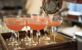 Don Julio grapefruit cocktail