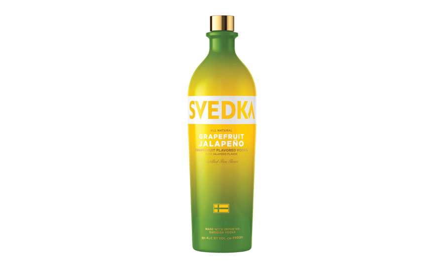 Svedka grapefruit vodka