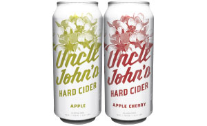 Uncle Johns cider