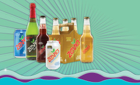 Zevia's natural formulations resonate with todays consumers