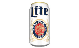 Miller Lite original can