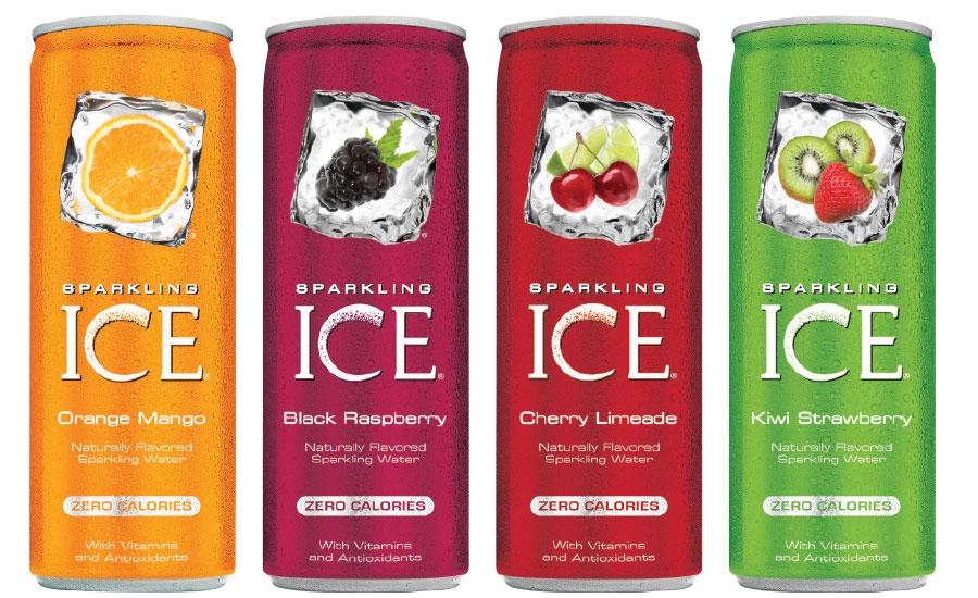 sparkling ICE can