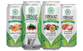 2015 Steaz new products