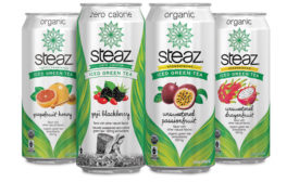 Steaz new products 2015