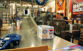 The Denver Beer Co. automates packaging