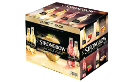 Strongbow hard cider variety pack