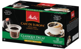 Melitta cafe europa