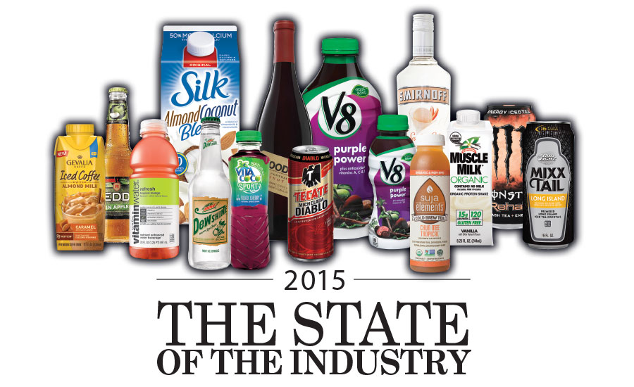 State of the Industry, Beverage Industry, 2015