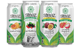 Steaz tea