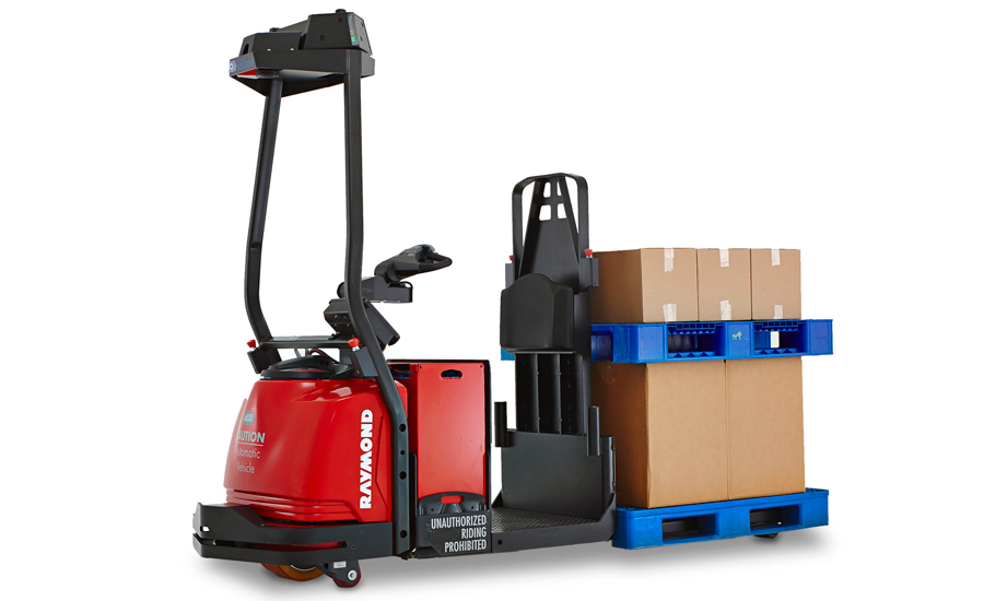 AGVs grow with beverage warehouse automation efforts | 2015