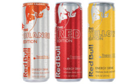 Red Bull cans