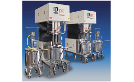 Ross multi-shaft mixers