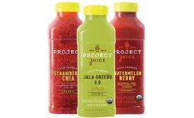 ProjectJuice Drinks