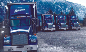 Distribution fleet