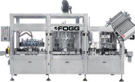 Fogg Fill Machine