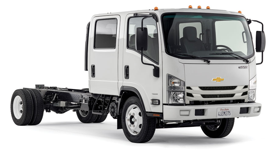 The 2017 truck roundup: Engine releases address fuel