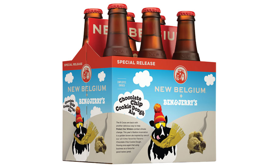 New Belgium Brewing  Ben & Jerry's