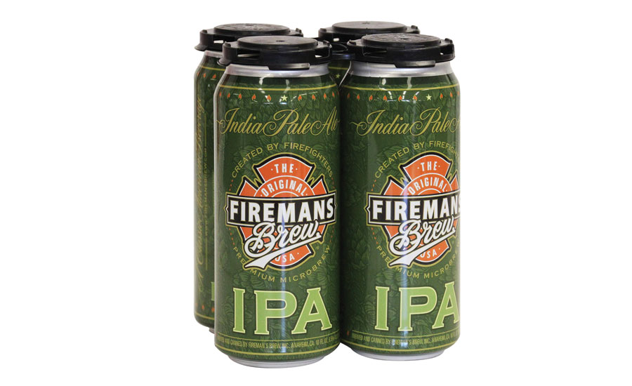 Firemans Brew IPA