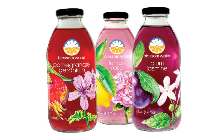 Blossom Water grows distribution, creates innovative ...