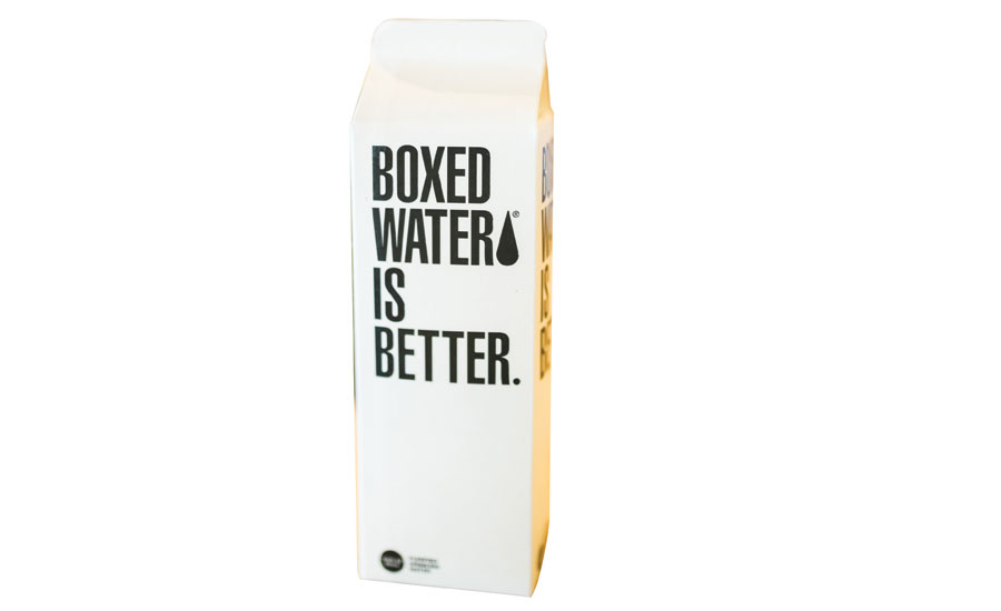 Boxed Water Is Better LLC