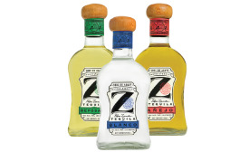 Z Tequila Label
