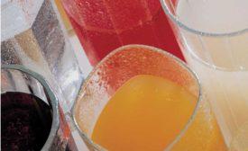 Cargill assorted drinks