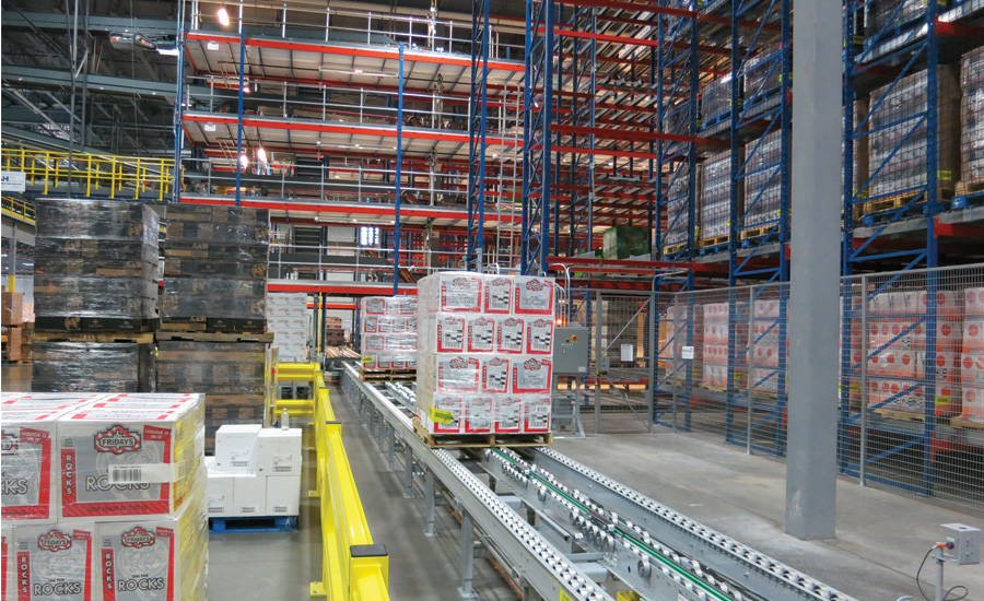 Automated storage systems accommodate SKU growth