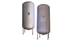 Ross Carbon filter tanks