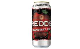 Redd's limited pick cranberry
