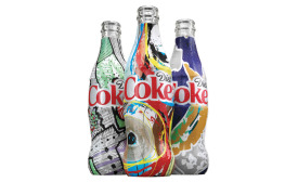 Diet Coke Its My Masterpiece cans