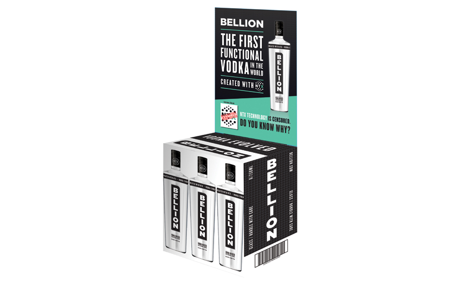 Case pack of Bellion