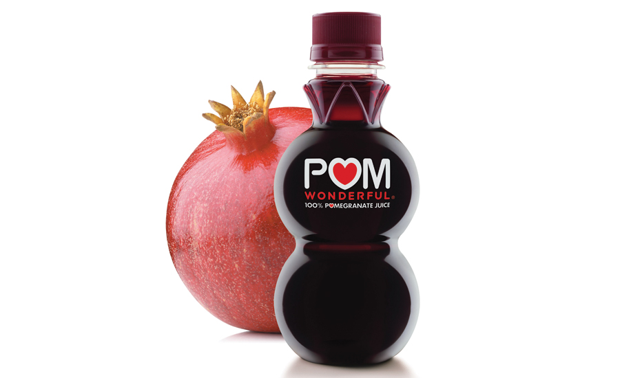 Wonderful Company pomegranate drink